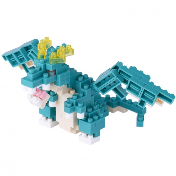 Nanoblock: Blue Dragon