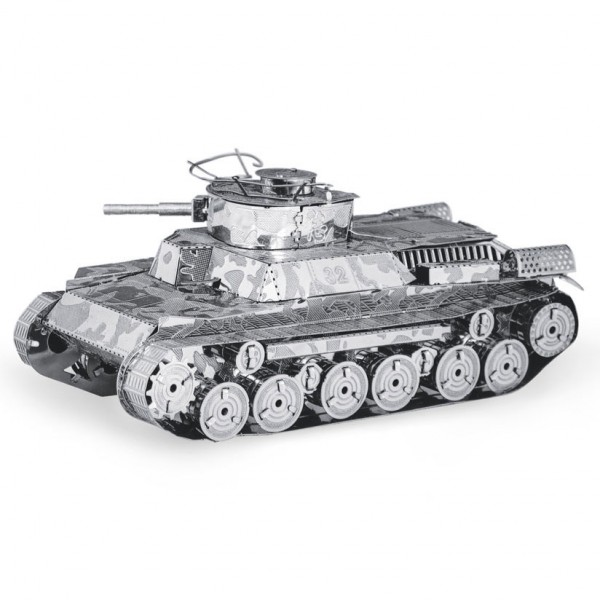 Metal Earth: Chi-Ha Tank