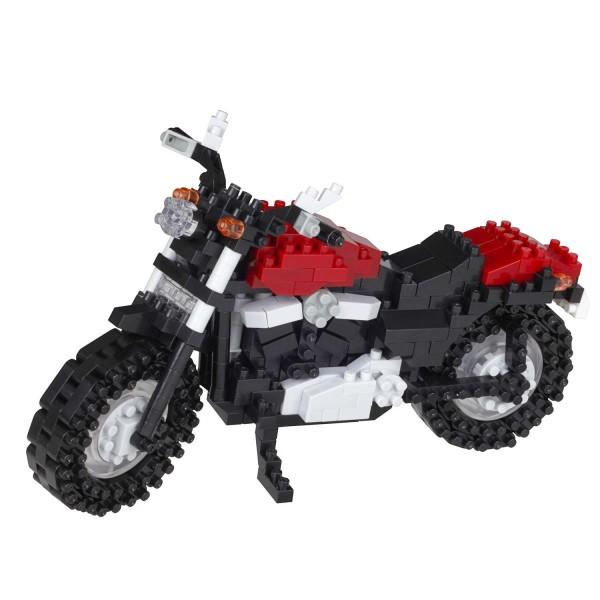 Nanoblock: Motorcycle