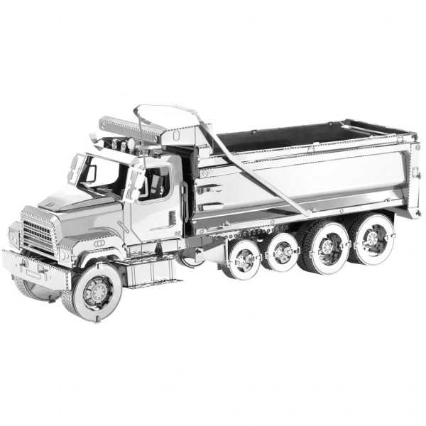 Metal Earth: Freightliner - 114SD Dump Truck