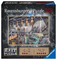 Exit Puzzle: In der Spielzeugfabrik (368 Teile)