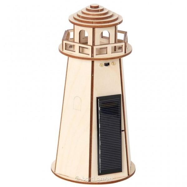 Solar Leuchtturm Bausatz