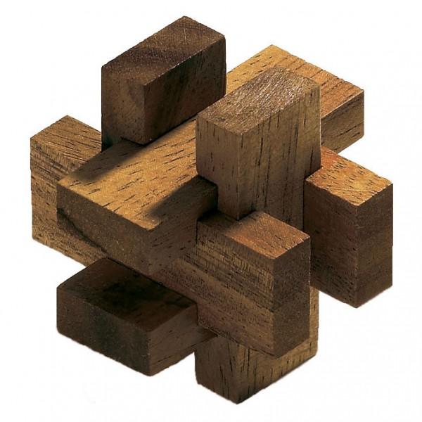 Holzpuzzle Taurus
