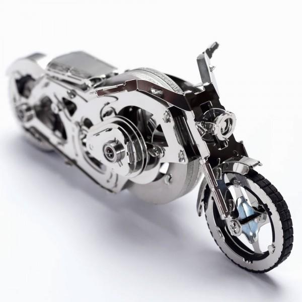 Time for Machine: Chrome Rider