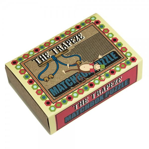 Matchbox Puzzle Das Trapez