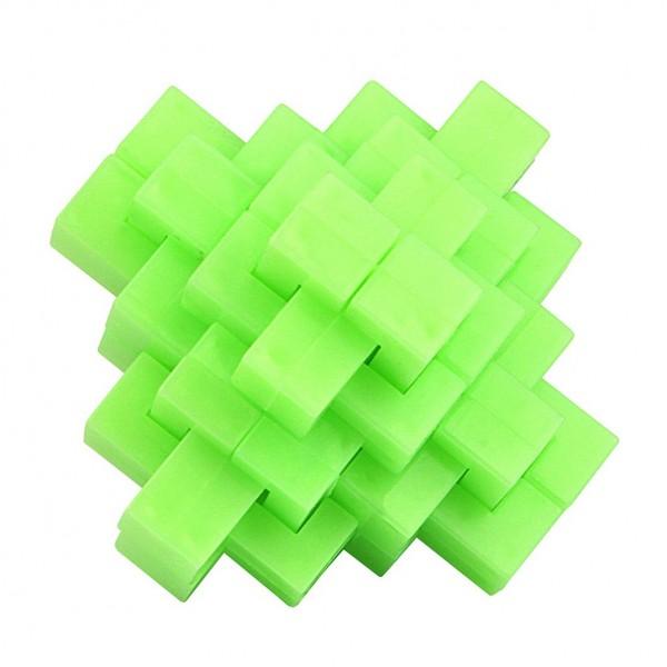 "Fluoreszierendes Puzzle ""Ananas"""