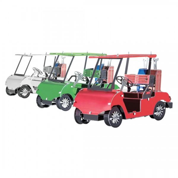 Metal Earth: Golf Cart Set
