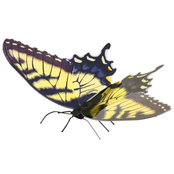 Metal Earth: Schmetterling Tiger Swallowtail