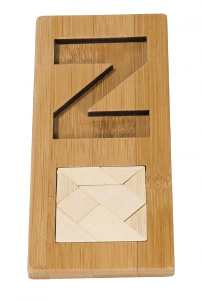 Buchstabenpuzzle Z