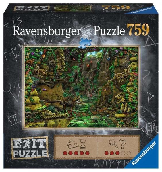 Exit Puzzle: Tempel in Angkor Wat (759 Teile)