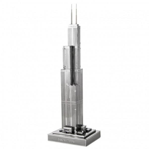 Metal Earth: Iconx Sears Tower