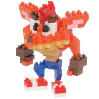 Nanoblock: Crash Bandicoot