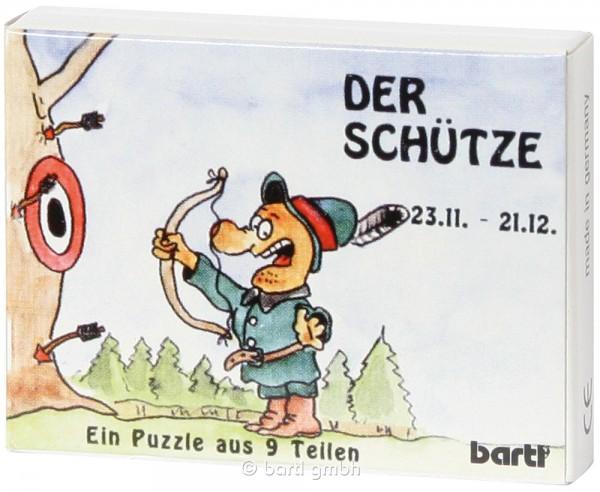 Mini-Schütze-Puzzle
