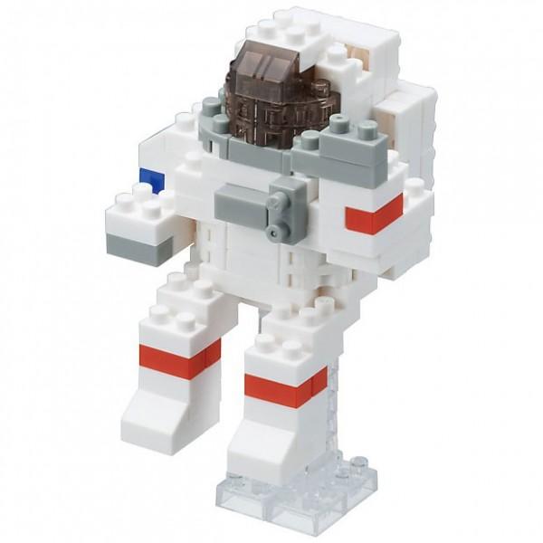 Nanoblock: Astronaut
