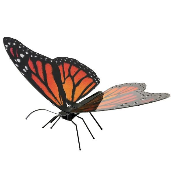 Schmetterling Monarch Metal Earth