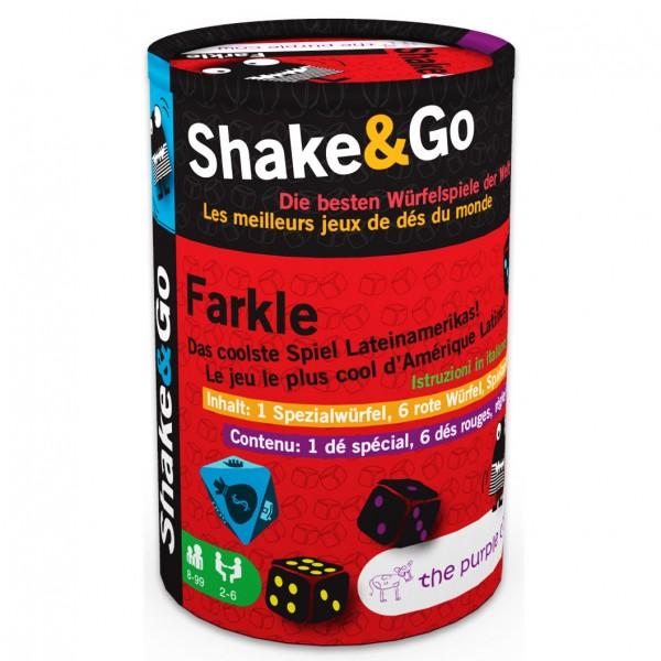 Shake & Go Farkle