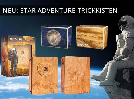 Star Adventure Trickboxen