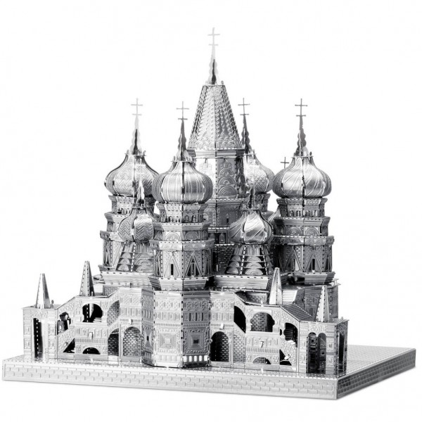 Metal Earth: Iconx Saint Basi's Cathedral