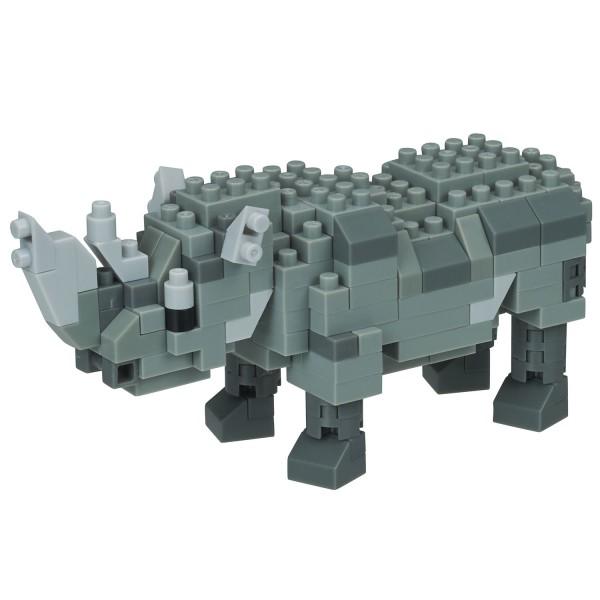 Nanoblock: Rhinoceros (Nashorn)