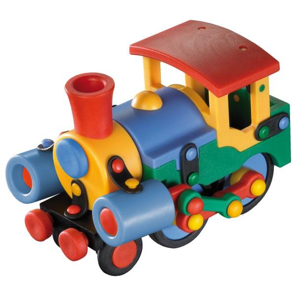 mic o mic: Kleine Lokomotive