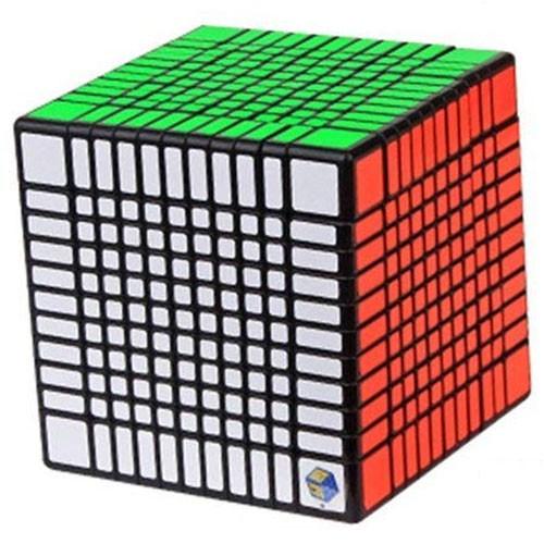 YuXin Huanglong 11x11x11 Magic Cube schwarz