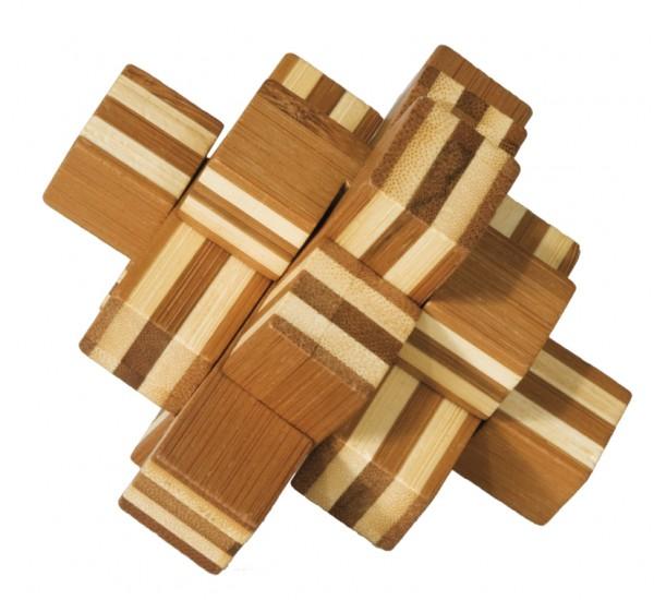 """Bambuspuzzle """"Blockpuzzle"""""""