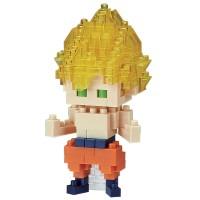 Nanoblock: Dragon Ball Son Goku Super Saiyan