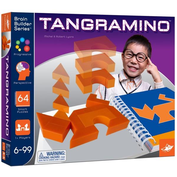 Tangramino (Brain Builder Series)