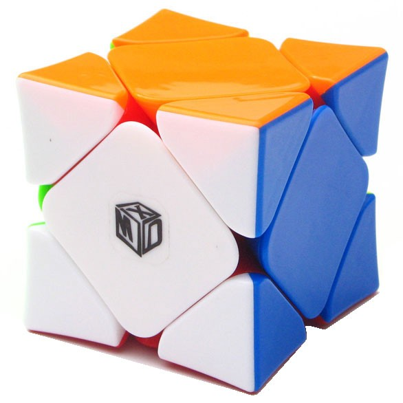 QiYi Skewb Wingy Magnetic Magic Cube stickerless