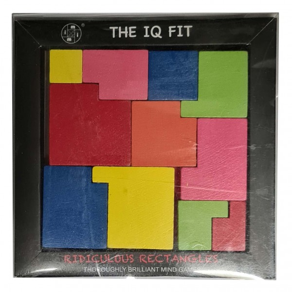 The IQ Fit: Ridiculous Rectangles