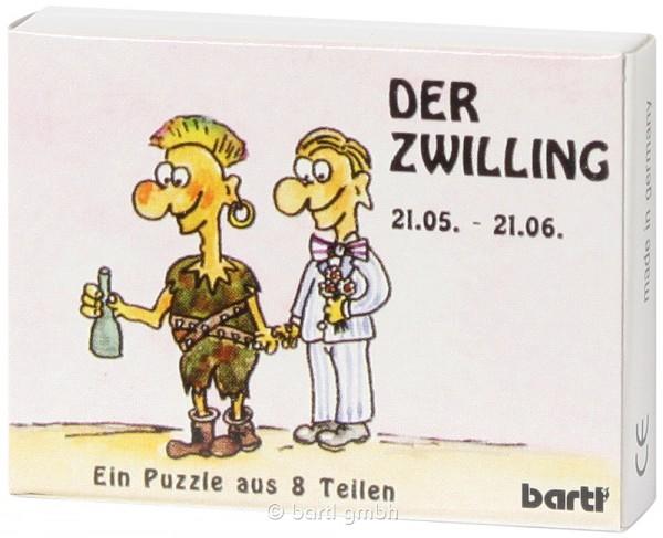 Mini-Zwilling-Puzzle