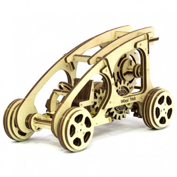 Wood Trick: Buggy