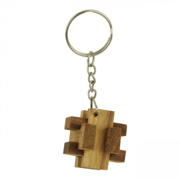 Schlüsselanhänger Satellite puzzle