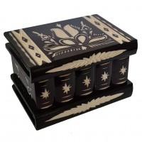 Transylvany Secret Box M Lila