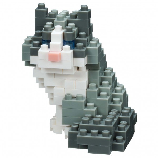 Nanoblock: Ragdoll