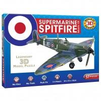 Cheatwell Build-It 3D: Supermarine Spitfire