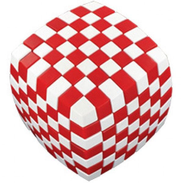 V-Cube 7 Illusion rot