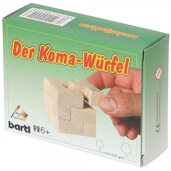 Der Koma-Würfel