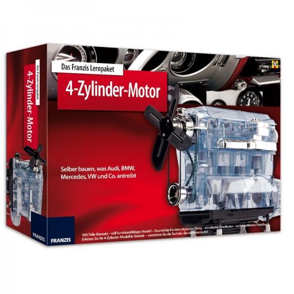 Franzis: 4-Zylinder-Motor