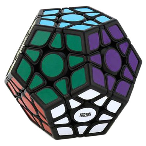 MoYu AoHun Megaminx Speed Cube schwarz