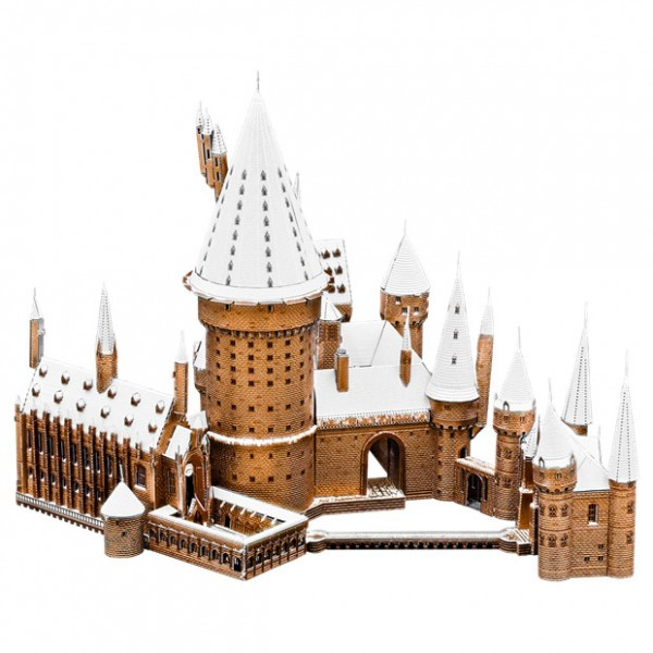 Metal Earth: Iconx Harry Potter - Hogwarts Castle