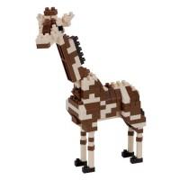 Nanoblock: Giraffe 4