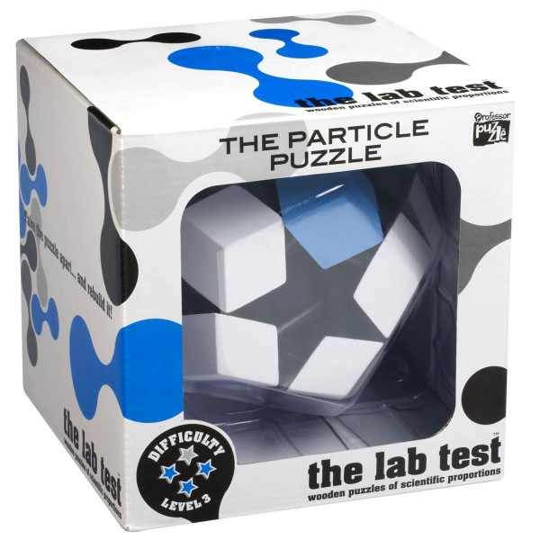 """The Lab Test """"The Particle Puzzle"""""""