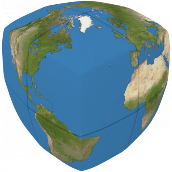 V-Cube 2 Essential - Erde