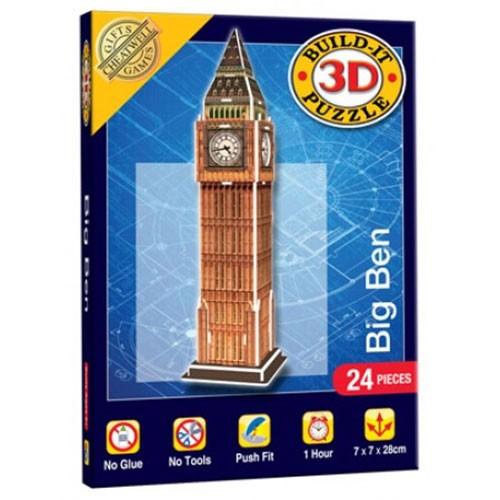 Cheatwell Build-It 3D Mini: Big Ben