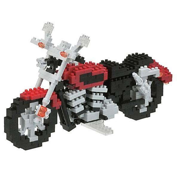 Nanoblock: Motorrad