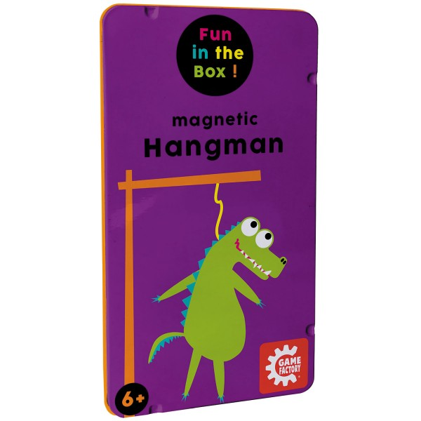 Magnetic Travel Game Hangman