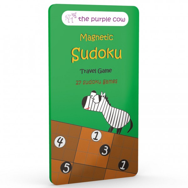 Magnetic Travel Game Sudoku