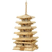 Rolife: Five-storied Pagoda