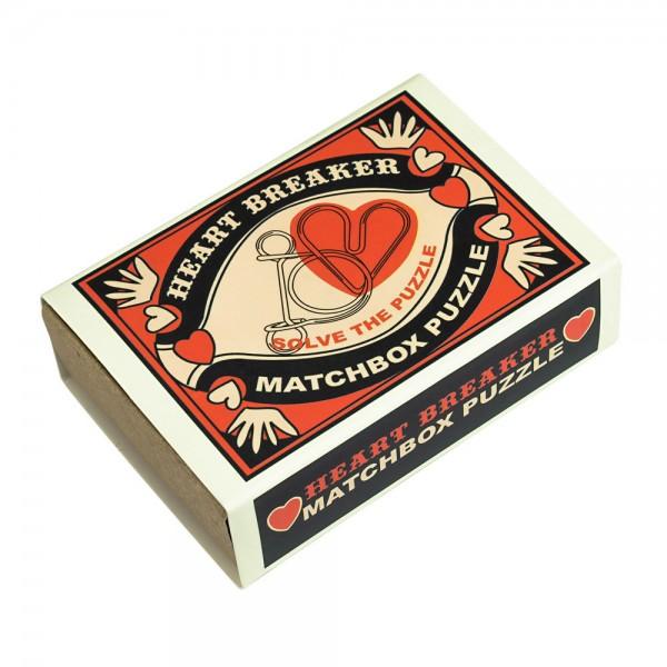 Matchbox Puzzle Herzensbrecher